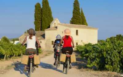 Rutes amb bicicleta elèctrica pel Penedès
