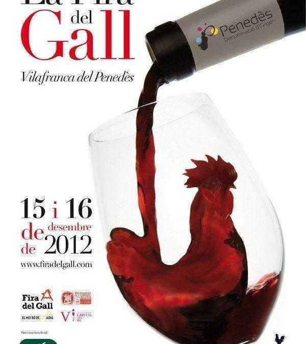 Fira del Gall a Vilafranca del Penedès