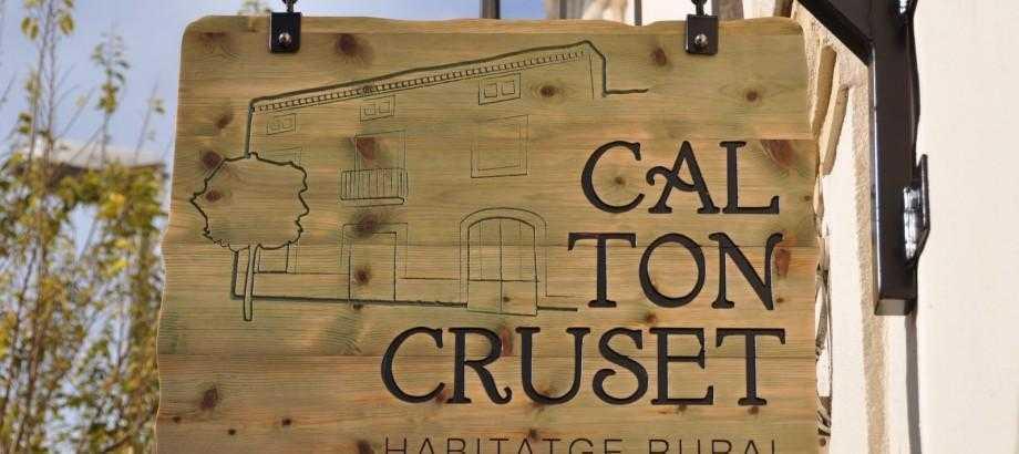 Cal Ton Cruset, l'allotjament rural del Penedès.