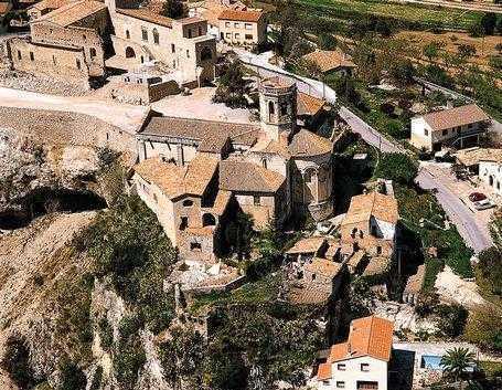Caminos de Sant Martí Sarroca