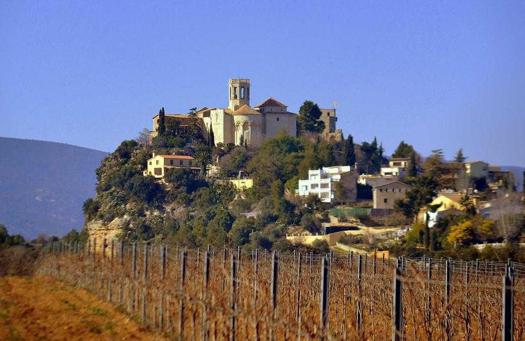 Patrimoni arquitectònic de Sant Martí Sarroca